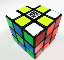 New YJ MoYu Weilong V2 Plus Strengthened Version 3x3 Magic Cube Toys Black 5.7cm