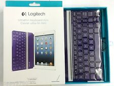 Logitech Wireless Ultrathin Keyboard Cover iPad mini with Retina Display- P