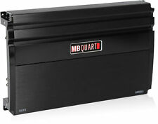 NEW MB Quart OA800.4 800W 4-Channel Amplifier Onyx Series Class SQ Car Amplifier