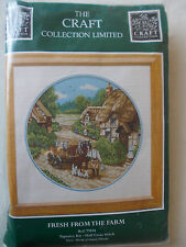 The Craft Collection 12 HPI Tapestry Kit 77038 Fresh from the Farm