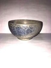 Kasama pottery  rice bowl glaze made from a cobalt and iron