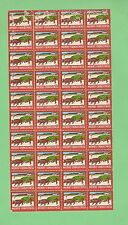 #T30.  1947 TB CHRISTMAS USA STAMP CINDERELLAS