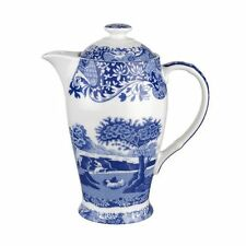 New Spode Spode Blue Italian 200Th Anniversary Sig. Hot Beverage Pot