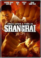 Once Upon A Time In Shanghai (2015, REGION 1 DVD New)