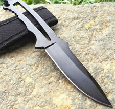 Outdoor Survival Camping Fishing Hunting Fixed blade knife