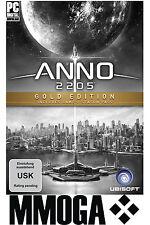 Anno 2205 Gold Edition - PC Game Code - UPLAY Ubisoft Download Key Neu [DE][EU]