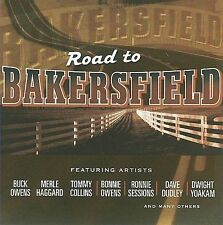 ROAD TO BAKERSFIELD (NEW CD)