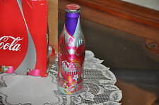 1 RARE  Coca Cola M5 Caviar Asia Aluminum Bottle FROM NEW OLD STOCK 6 PACK