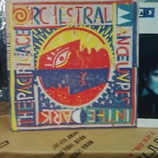 OMD ORCHESTRAL MANOEUVRES IN THE DARK THE PACIFIC AGE 1986 Synthpop CND LP N/MNT