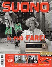 Suono 2016 505#Si può fare,Abbey Road Studios,Luca Aquino,Marco Fior,iii