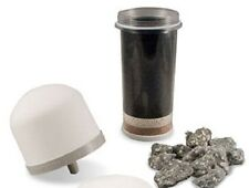 Nikken PiMag Aqua Pour Gravity Replacements-Cartridge Ceramic Pre-Filter, Stones