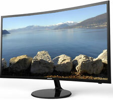 "SAMSUNG V27F39SFEX 27"" FULL HD CURVED LED SMART TV PC MONITOR FREEVIEW WIFI"