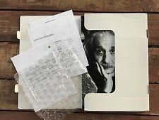 Authentic Think Different Posters Set + Bios + Original Box -- fr Apple Computer