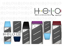 HELO Lx Health, Heart,&Activity Monitor  Guardian SOS / GPS Panic button & more.