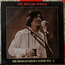 ROLLING STONES // The Revolutionary Album Vol 2 / 2007 Red Wax Hungary / NEW