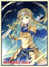 C89 Sword Art Online UnderWorld SAO Alice Schuberg Event Limited Card Sleeves