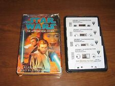 STAR WARS The Approaching Storm (2002, Abridged) 4 Cassette Tapes Audio Book