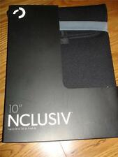 "NWT NCLUSIV Neoprene 10"" Tablet Sleeve BLACK"