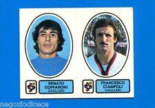 CALCIATORI PANINI 1977-78 - Figurina-Sticker n. 390 -COPPARONI-CIAM CAGLIARI-New