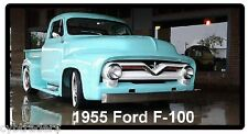 1955 Ford F-100 Truck Refrigerator/Toolbox  Magnet
