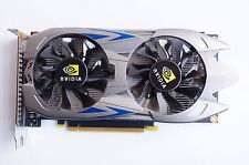 New NVIDIA GeForce GTX550Ti Graphics Video Card 2GB GDDR5 192Bit PCI Express
