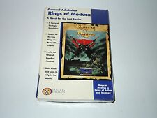 RINGS OF MEDUSA new factory sealed PC big box game