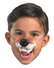 Wolf Nose Soft Rubber Animal Mask Big Bad Wolf Child Costume Accessory