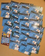 The Tick (Ed Lund) promo cards (30 of same card) 1997 Comic Images/Fox Kids