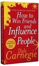 How To Win Friends And Influence People Paperback Book