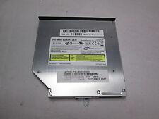 Dell Inspiron 1501 PP23LA Original DVD RW Laufwerk mit Blende & Halter