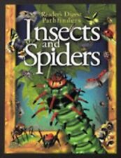 Pathfinders: Insects and Spiders (Reader's Digest Pathfinders)-ExLibrary