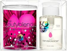 100% Authentic BeautyBlender Duo Blender + Blendercleanser Kit + FREE SHIPPING