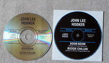 "CD AUDIO INT / JOHN LEE HOOKER "" BOOM BOOM / BOOGIE CHILLUN"" CD SINGLE RARE"