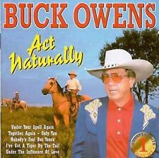Greatest Hits, Vol. 1: Act Naturally by Buck Owens (CD, Sep-1998, Country...