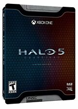 Halo 5: Guardians - Limited Collector's Edition (Microsoft Xbox One, BRAND NEW)