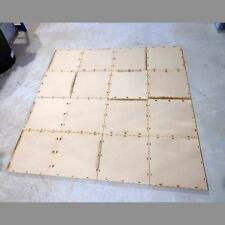 TTCombat - Wargaming Table - 48 x 48 Inches Gaming Board and clips