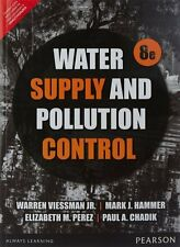 Water Supply and Pollution Control by Warren, Jr. Viessman, Elizabeth M. Pere...