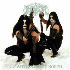 Immortal-Battles in the North CD NUOVO
