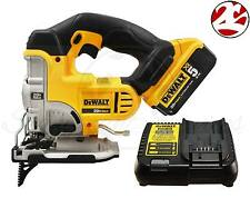 DeWALT DCS331B 20V MAX Li-Ion Cordless 5.0 Ah Battery Variable Speed Jig Saw Kit
