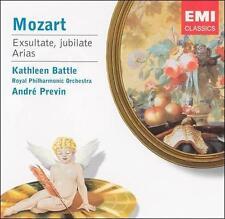 , Mozart: Exsultate Jubilate/Arias; Kathleen Battle; Andre Previn, Excellent