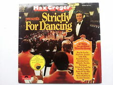 Max Greger - Strictly for Dancing