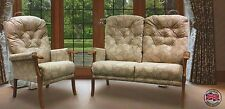 Showood  high seat chair + 2 seater Parker Knoll, Cintique,  orthopedic chair.