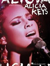 Alicia Keys for Piano Vocal Guitar Songbook by Hal Leonard