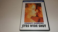 DVD   Eyes Wide Shut In der Hauptrolle Tom Cruise, Nicole Kidman, Sydney Pollack