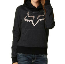 FOX RACING Ladies EXPLODE Hoodie Jumper SMALL Womens Pullover Hoody Sweatshirt