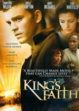 King's Faith (DVD, 2014) Espanol, English
