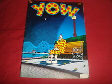 YOW! #2 Zippy The Pinhead Bill Griffith  Last Gasp Underground Comix 1980 VF-