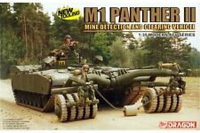 DRAGON 3534 1/35 M1 Panther II Mine Detection Vehicle