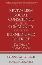 Revivalism, Social Conscience, and Community in the Burned-Over Distri-ExLibrary