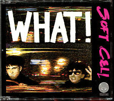 SOFT CELL - WHAT ! - CD MAXI [1303]